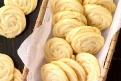Resep Kue Monde Butter Cookies Homemade